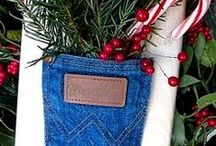Christmas Gift Wrapping Ideas / Cute holiday gift wrapping ideas seen around the web.