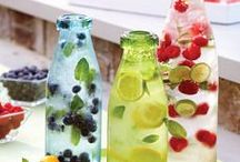 Mocktails / Alcohol-free drinks to enjoy