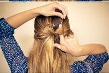 Fryzury / Orginalne fryzury na każdą okazję.