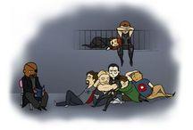 Marvel / Marvel stuff, especially Loki and Thor. / by Emily Turk