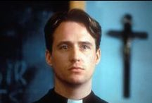 Priest / Released in 1994 and directed by Antonia Bird, Priest is about a conservative Catholic priest and his secret gay life. The film won the award for Best Feature Film at the Berlin International Film Festival. Shot in various locations in England, the film features actors Linus Roache, Tom Wilkinson, and Robert Carlyle. http://gay-themed-films.com/watch-priest/