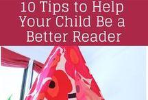 Kids Reading Techniques