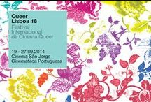 Queer Lisboa / Established in 1997, Queer Lisboa is an annual event and the only one of its kind in Portugal as well as being the oldest film festival in Lisbon. The festival is held each September and in 2014 will run from 19th to 27th September, at Cinema Sao Jorge and Cinemateca Portugesa, during which many guests including actors, directors and critics from all over the world will attend.