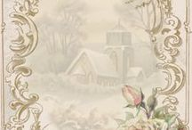 Vintage printables / Printables, cards, labels for all occasions, / by Didi Braet