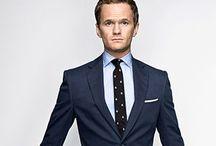 Navy Blue Suits & Jackets / SemiFormal