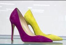 calzature donna PRIMAVERA 2015 / Alcuni modelli di scarpe da donna della primavera 2015