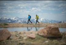 Trailrunning - bieganie w terenie i po górach / Buty, kurtki, koszulki, spodenki dedykowane do biegania w terenie