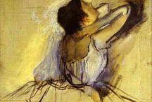 tanssi taiteessa