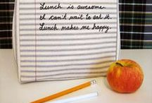 Back to School / Lunches, PTA, School Supplies, Teacher Gifts... School is back in session!