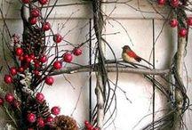 Karácsonyi dekoráció sk