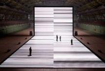 Immersive / interactive art installations