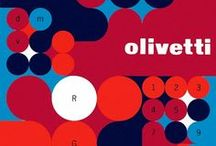 Olivetti / Olivetti posters, design and advertising