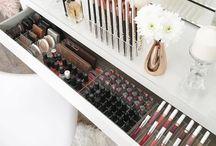 Makeup rangement