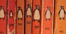 Design - Book Covers - Penguin/Pelican/Puffin