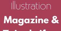 Illustration | Magazine & Zeitschriften