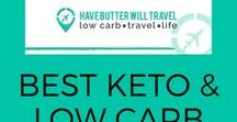 Best Keto and Low Carb Recipes / A group board for all our Keto and Low carb recipes. Please pin only Keto and low carb recipes. 1 pin per day. If you would like to be a contributor please follow us and email us at info@havebutterwilltravel.com