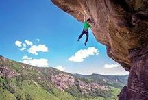 Sport Climbing / Crag life with some occasional trad & bouldering shots thrown in for fun!