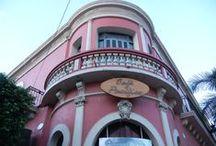 Centro Histórico // Historic District / Edificios en Centro Histórico Mazatlán, México // Buildings in Historic District in Mazatlán, México