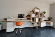 BookShelves / Bookshelves I designed, photographed or just like :)