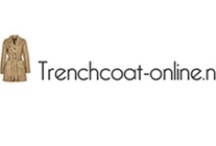 Trenchcoat-online.nl / by CC Online Concepts