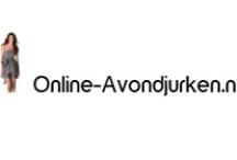 Online-avondjurken.nl / by CC Online Concepts