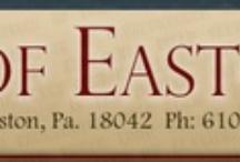 Explore Easton Info