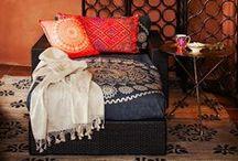 Moroccan Interiors