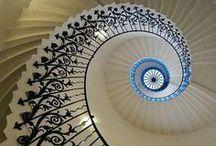 Stairs ~ Doors  / by BerlinBeach Kat