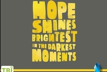 Traumatic Brain Injury Hope / Offering hope to anyone whose life has been effected by a traumatic brain injury.