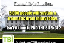Traumatic Brain Injury Facts / Offering TBI facts to anyone whose life has been effected by a traumatic brain injury.