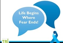 TBI Recovery Motivation / Offering motivation to anyone whose life has been effected by a traumatic brain injury.