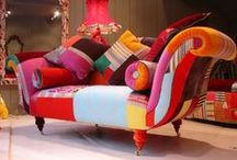 Quirky Colourful Interiors