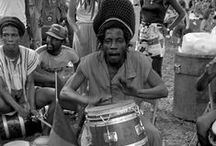 Hand Drummers and Percussionists / People and stuff they beat on to inspire the world using their HANDS to express their souls! / by The Papa String Band .
