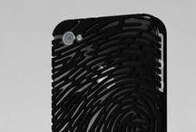 TECHNOLOGY | 3D Prints / #3D  #black  #savandenakker #silver #white