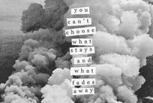 Lyrics / by Jessica Badenhorst