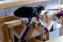 warped / weaving
