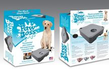 Paw Boss / A new patented paw washing device designed to soap and soak every paw with fresh clean water without having to go back and forth to the sink.  Proven to remove dirt, and 99.5% of bacteria and 99.9% of fungi from your pet's paws.