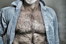 I Love Hairy men