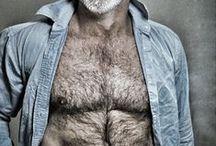 I Love Hairy men