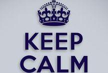 I&P | Keep Calm / KEEP CALM quotes