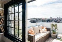 Balconies / Patios / Balcony and patio inspiration by Eklund Stockholm New York