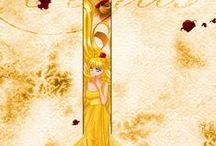 Sailor Venus / Inspiracje