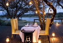 Romantic spaces