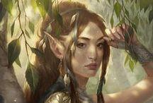 Elfové ženy