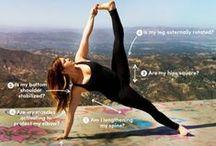 Yoga / Yoga exercises and mantras!