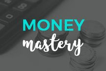 Money Mastery / The first step towards financial freedom is becoming a money master. Here's a collection of the best advice for spending less, saving money, budgeting, passive income ideas and creating extra income from a side-hustle.
