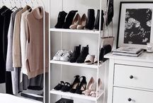 Storage and Organisation Ideas //* / Storage tips and ideas. Organisation tips and ideas.