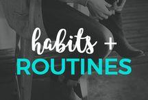 Habits & Routines