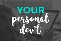 your personal development