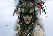 costumes: tribe